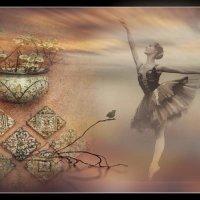 «Таится в женщине любой очарования черта ...» :: vitalsi Зайцев