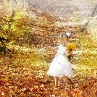 осень :: Любовь Лебедева