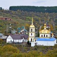 Сибирская деревня :: Ольга Логачева