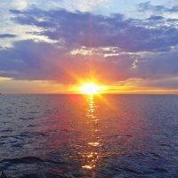 В лучах заходящего солнца :: Лидия (naum.lidiya)