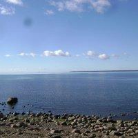 Залив в заливе :: Марина Домосилецкая