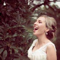 Момент счастья у девушки в глазах! :: Юлия Федосова