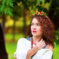 Валя :: Ирина Лакедемонская