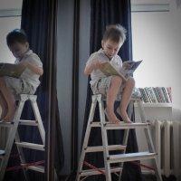 Юный книголюб :: Елена Киричек