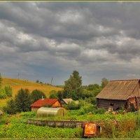 русский север, Ферапонтово :: Дмитрий Анцыферов