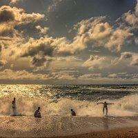 С волнами споря :: Виктор Мороз