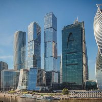 Москва-Сити :: Владимир. ВэВэ