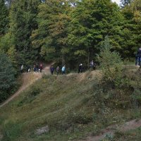 Подъем на гору Парнас :: Юрий Тихонов