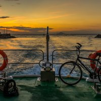 Ferry. :: Ирина Краснобрижая