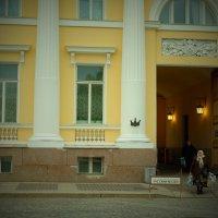 На улицах Санкт-Петербурга :: Angelika Faustova