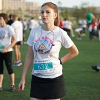 участница забега в ожидании старта :: Sofia Rakitskaia