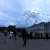 Зеркальный куб :: Вера Моисеева