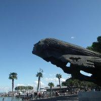Памятник авиаторам высокой скорости :: Natalia Harries