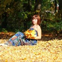Осень :: Кира Пушечкина