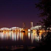Финляндский мост :: Кирилл Колосов