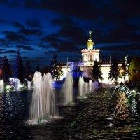 ...фонтаны ВВЦ.. :: Ирина Тазеева