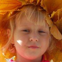 Золотая осень :: Ann