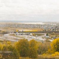Вид с самой высокой точки города :: Billie Fox