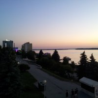 Вечерняя Самара :: Мария Владимирова