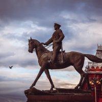 Памятник Жукову :: Ксения Базарова