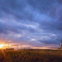 sunset :: Svetlana Orinina