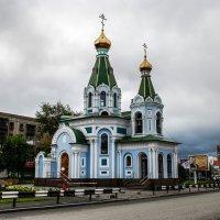 Храм во имя Державной иконы Божией Матери :: Михаил Вандич