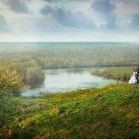 Свадебный пейзаж :: Андрей Модей