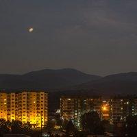 НЛО над городом :: Олег Петрушин