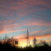Vanilla sky :: Есения Подлипская