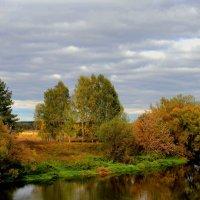 Прогулки по берегам Клязьмы :: Вячеслав Минаев