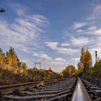 Железнодорожный путь :: derber d
