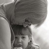 Ева и бабушка :: Ксения Старикова