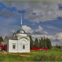 русский север, возрождение Сямского монастыря :: Дмитрий Анцыферов