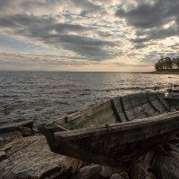 Печальная осень :: Павел Федоров