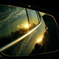 Обганяя восход :: Alexander Andronik