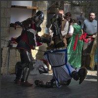 """На фестивале """"Рыцари Иерусалима-Удачно проведённый приём :: Shmual Hava Retro"""