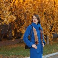 Девушка-осень :: Julia Photokor