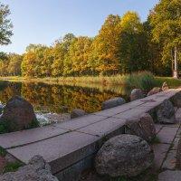 Екатерининский Парк Осень :: Александр Кислицын