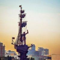Памятник Петру 1. Церетели :: Ксения Базарова
