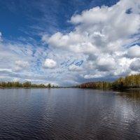 Северное небо сентября... :: Сергей