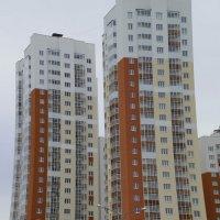 Ёбургские домики :: A. SMIRNOV