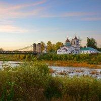 Осенний рассвет :: Леонид Иванчук
