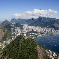 ***Rio с высоты птичьего полета.. :: mikhail grunenkov