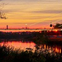 О свет прощальный, о свет прекрасный, зажженный в высях...(Мирра Лохвицкая) :: Elena Izotova