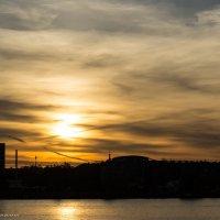 Городской закат :: Юлиана