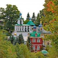 Псково-Печерский монасырь :: Олег Попков