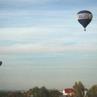 Вид из моего окна :: Андрей Зенков