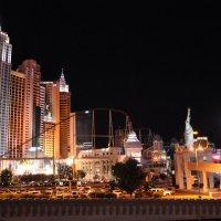 Ночной Лас-Вегас :: Николай Танаев