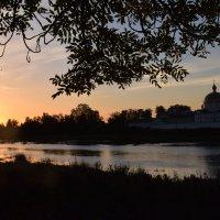 Над рекой Великой. :: vkosin2012 Косинова Валентина