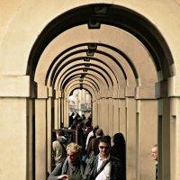 Гуляя по Флоренции :: Tatiana Belyatskaya